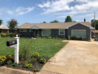 Lawrenceburg Single Family Home Active - Showing: 538 Academy Dr