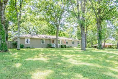 Nashville Single Family Home Active - Showing: 1023 Davidson Rd