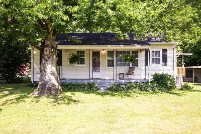 Davidson County Single Family Home Under Contract - Showing: 1000 Livingston St