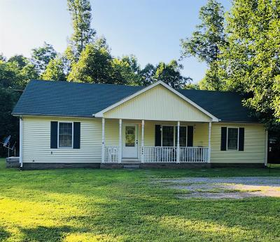 Cheatham County Single Family Home Active - Showing: 2984 Petway Rd