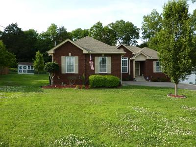 Wilson County Single Family Home Under Contract - Showing: 427 Anthony Branch Dr