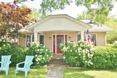 Nashville Single Family Home Active - Showing: 1115 McKennie Ave