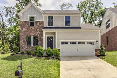 Brentwood  Single Family Home Under Contract - Not Showing: 7942 Oakfield Grv