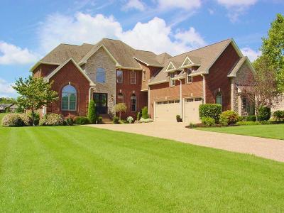 Lebanon Single Family Home For Sale: 619 Ridgecrest Ln