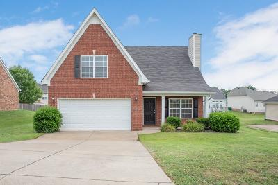 Williamson County Single Family Home Active - Showing: 3607 Ashworth Ct