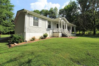 Wilson County Single Family Home Under Contract - Not Showing: 5987 Cairo Bend Rd