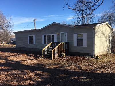 Ashland City Single Family Home For Sale: 1661 Neptune Rd