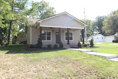 Wilson County Single Family Home Active - Showing: 214 E Spring St - Lot 1