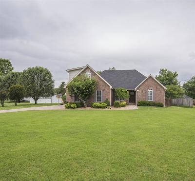 Rutherford County Single Family Home Under Contract - Not Showing: 120 Mabry Dr