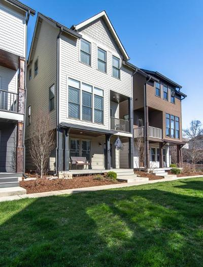 Nashville Single Family Home Active - Showing: 711 Chesterfield Way