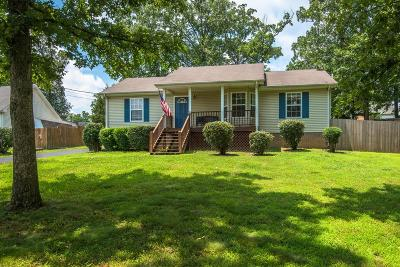 Dickson Single Family Home Under Contract - Showing: 138 Sherron Drive