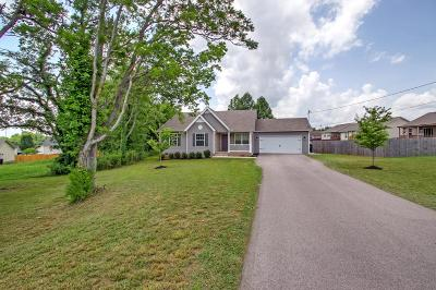 Maury County Single Family Home Active - Showing: 642 Austyn Ter