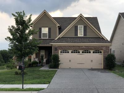 Wilson County Single Family Home Under Contract - Showing: 314 Dunnwood Loop