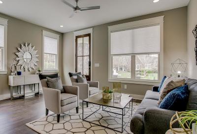Nashville Single Family Home Active - Showing: 231 A Leonard Ave
