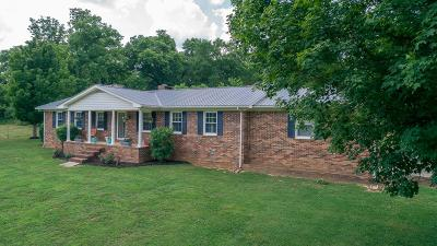 Alexandria Single Family Home For Sale: 2003 Lower Helton Rd