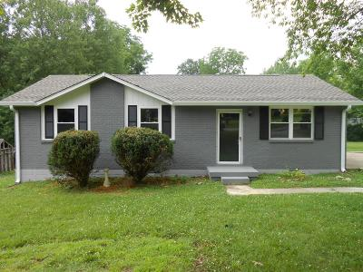 Sumner County Single Family Home Active - Showing: 219 Staggs Dr