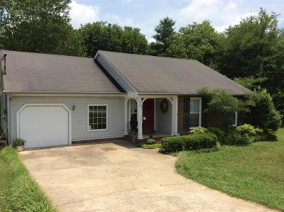 Maury County Single Family Home Active - Showing: 303 Overlook Pl