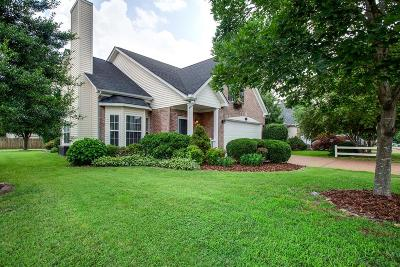 Williamson County Single Family Home Under Contract - Not Showing: 3160 Langley Dr