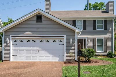 Nashville Single Family Home Active - Showing: 5104 Village Way
