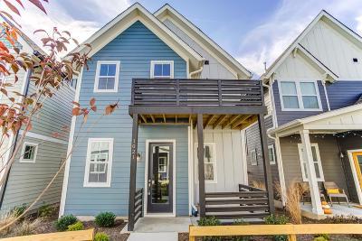 Nashville Single Family Home Active - Showing: 1026 Treaty Oaks Dr