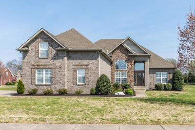 Gallatin Single Family Home Under Contract - Showing: 1019 Blue Jay Way