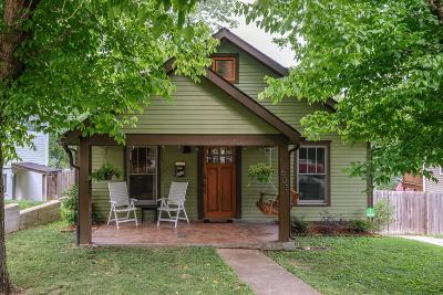 Nashville Single Family Home Active - Showing: 607 S 11th St