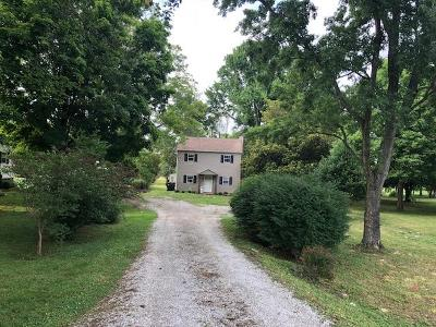 Columbia  Single Family Home For Sale: 1246 Hampshire Pike