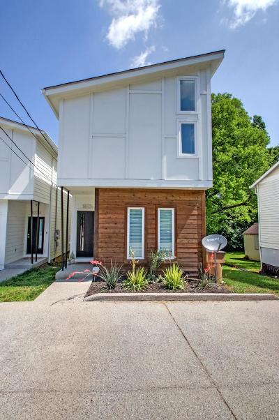 East Nashville Single Family Home Active - Showing: 1813 B Cahal