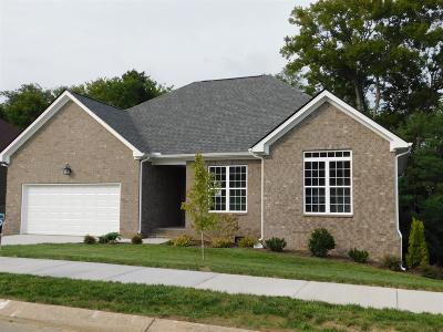 Wilson County Single Family Home Active - Showing: 811 Tanager Pl