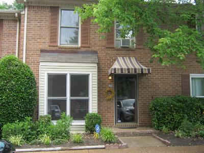 Nashville Condo/Townhouse Active - Showing: 516 Williamsburg Dr #516