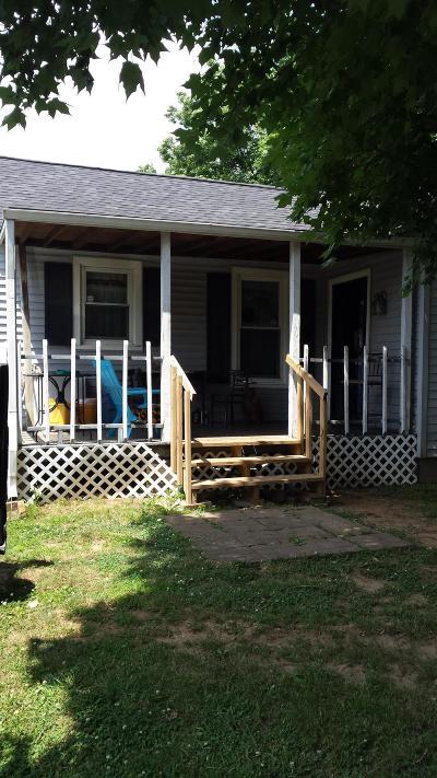 Nashville Single Family Home For Sale: 618 Southgate Ave