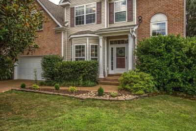 Williamson County Single Family Home Active - Showing: 1410 Saybrook Trl