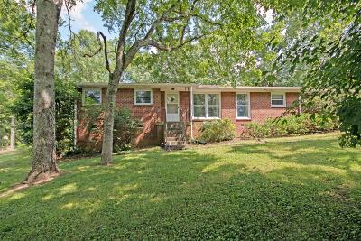 Nashville Single Family Home Active - Showing: 1128 Sparta