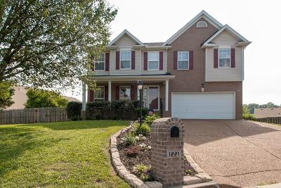 Nashville Single Family Home Active - Showing: 1221 Rockeford Dr