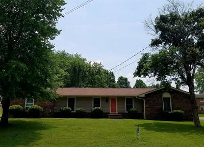 Hendersonville Single Family Home Active - Showing: 139 Pin Oak Dr