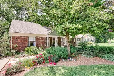 Nashville Single Family Home Under Contract - Showing: 1406 Ardee Ave