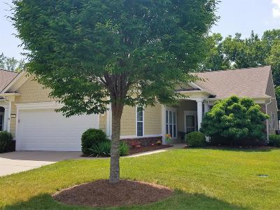 Mount Juliet Single Family Home Under Contract - Showing: 107 Navy Cir