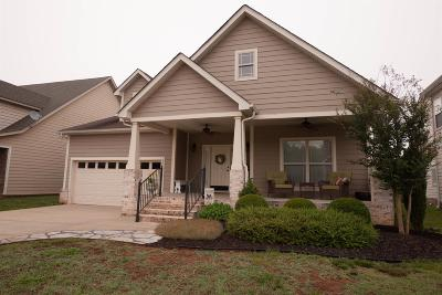 Single Family Home Under Contract - Showing: 1510 Dewsbury Dr