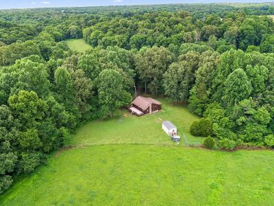 Cheatham County Single Family Home Active - Showing: 4498 Thomasville Rd