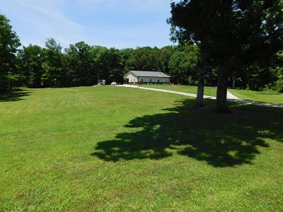 Mcewen Single Family Home Under Contract - Not Showing: 1150 Old Blacktop Rd