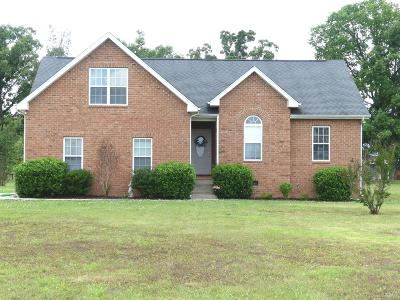 Wilson County Single Family Home Under Contract - Showing: 278 Baldy Ford Rd