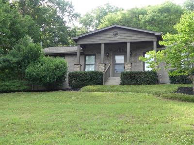 Mount Juliet Single Family Home Under Contract - Showing: 414 Lake Forest Dr