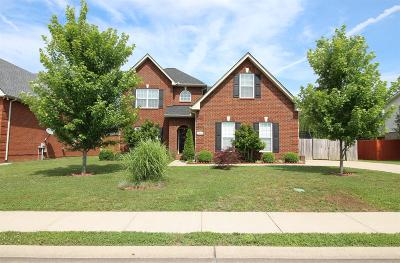Rutherford County Single Family Home Active - Showing: 3315 Wycheck Ln