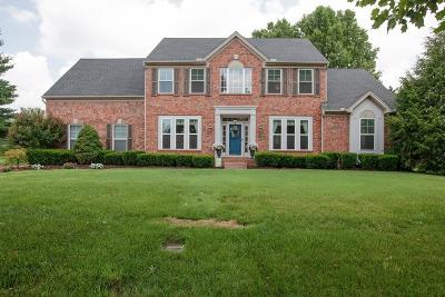 Franklin Single Family Home Under Contract - Not Showing: 223 Tyne Dr