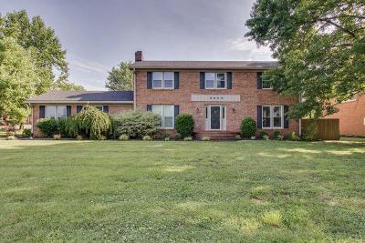 Wilson County Single Family Home Active - Showing: 5009 Langford Pass