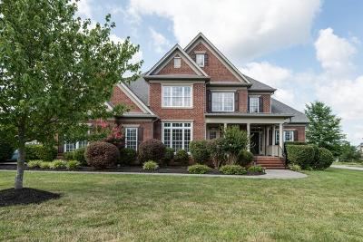 Nolensville Single Family Home For Sale: 1400 Wolf Creek Dr