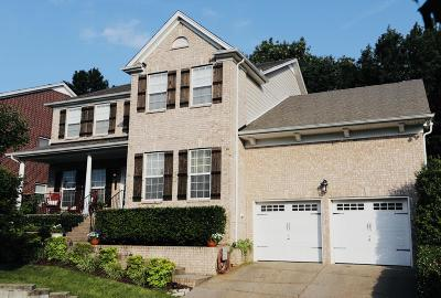 Nolensville Single Family Home Under Contract - Not Showing: 159 Lodge Hall Rd