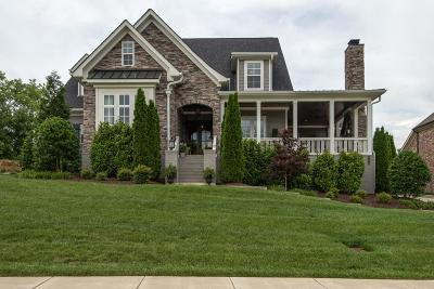 Thompsons Station Single Family Home Active - Showing: 3596 Robbins Nest Rd