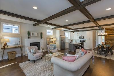 Nashville Single Family Home Under Contract - Showing: 630 B Annex Ave