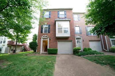 Franklin Condo/Townhouse Under Contract - Showing: 631 Huffine Manor Cir